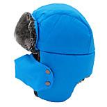 Chapka Hat / Fur Hat Ski Hat Women's / Men's Thermal / Warm / Windproof Snowboard Polyester Yellow / Red / Black / Blue / Light Khaki