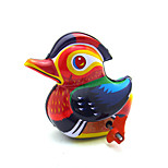 The Bird Wind-up Toy Leisure HobbyMetal Red For Kids