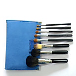 8Pcs Makeup Brush Set High-Grade Horsehair Beauty Makeup Tools