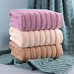 Pure Cotton and Wool Beach Towel Bath Towel, 140 * 70 cm