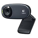 vídeo de alta definición con la cámara c310 logitech® red de ordenadores de escritorio del ordenador portátil de trigo