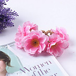 Grand Bohemian Flowers Simulation Flower Bracelet Braided Rope Multilayer Sea Beach Shoot With Jewelry Fake Garland