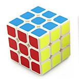Toys / Magic Cube 3*3*3 / Magic Toy Smooth Speed Cube Magic Cube puzzle Rainbow ABS