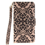 Per Custodia Huawei / P9 / P9 Lite / P8 Lite Porta-carte di credito / A portafoglio / Con chiusura magnetica / Fantasia/disegno Custodia