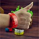 Voice-Emitting Plastic Bracelet Led Bracelet Concert Music Sensing Arrangement Cheer Festive Supplies