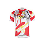 Breathable and Comfortable Paladin Summer Male Short Sleeve Cycling Jerseys DX680 The Draw Picture
