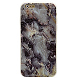 Per Custodia iPhone 6 / Custodia iPhone 6 Plus IMD Custodia Custodia posteriore Custodia Effetto marmo Morbido TPU AppleiPhone 6s Plus/6