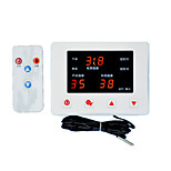 Temperature Control Instrument (Plug in AC-85-250V; Temperature Range:-8-99℃;2 From the Sale)