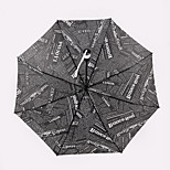 Automatic Newspaper Fashion Sunny Umbrella Uv Sun Umbrella Three New