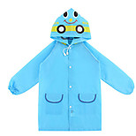 Hong Wong Manufacturers Children'S Cartoon Raincoat Poncho With Bag Picture Cute Little Baby Raincoat