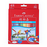 German Faber-Castell Color Pencils 48 Color Water-Soluble Water-Soluble Color Of Lead Paint Pen Marker