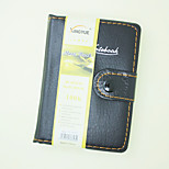1042 Black Business Notepad With Pen Notepad Diary Notebook Sub Wholesale Office With The Necessary