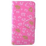 Für iPhone 7 Hülle / iPhone 6 Hülle Geldbeutel / Kreditkartenfächer / mit Halterung / Flipbare Hülle / Geprägt / Muster / Magnetisch Hülle