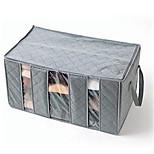 Bamboo Charcoal Storage Box Storage Box Clothing Storage Box 65