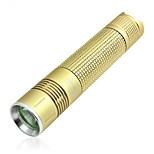Mini Aluminum Dimmable Flashlight Glare Riding Light For Outdoor