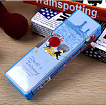 Korean Version Of The Cartoon Children Creative Stationery Pencil Case Multifunction Double Plastic Pencil Box