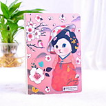 Fashion Student Diary Notebook Graffiti Sketchbooks (Random Colors)