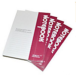 Lin Strong Plastic With This Soft Copy Soft Manuscripts Soft Copy Notepad Diary Notebook Office Book