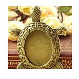 alliage d'or pendentif 1pc des femmes
