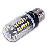5 E14 / E26/E27 / E12 Bombillas LED de Mazorca T 56 SMD 5736 500 lm Blanco Cálido / Blanco Fresco DecorativaAC 100-240 / AC 110-130 / AC