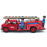 The Fire Wind-up Toy Leisure Hobby Metal Red For Kids