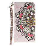 Per Custodia Huawei / P9 / P9 Lite / P8 Lite A portafoglio / Porta-carte di credito / Con chiusura magnetica / Fantasia/disegno Custodia