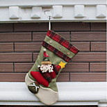 2016 The New High-End Christmas Decorations Venue Decoration Christmas Stockings Socks Gift Ornaments