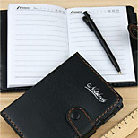 Korea Stationery / Student Prizes / Gift Shop / Notebook With Ballpoint Pen 80G