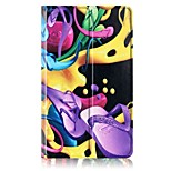 8 Inch  Printing Pattern PU Leather Case with Auto Sleep for LG G Pad 3 8.0 V525 and G Pad X 8.0 V521WG(Assorted Colors)