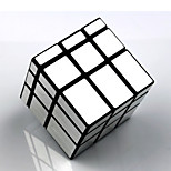 Toys / Magic Cube 3*3*3 / Magic Toy Smooth Speed Cube Magic Cube puzzle Black / Ivory / Gold Plastic
