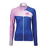 Sports Cycling Tops Women's Bike Wearable / Long Sleeve LYCRA® / Terylene / CoolmaxClassic