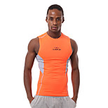 Running Tank Men's Sleeveless Breathable / Quick Dry / Sweat-wicking / Compression Nylon / Chinlon Running Sports