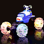 1PC Led Remote Control Car Creative Power-Driven Kodomo No Omocha Night Light