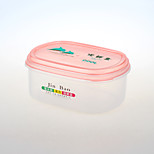 YOOYEE Brand Hot sale promotional gift middle size Food Grade PP Plastic Snack Storage Container