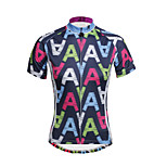 PaladinSport Women Short Sleeve Cycling Jersey DX651 Cool  A
