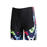 PALADINSPORT New Women 's Cycling Shorts Bike TROUSERS With 3 d Pad Lycra DK651 Cool A