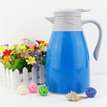 Continental Candy Colored Home Insulation Pot Large Capacity Glass Liner Thermos Coffee Pot