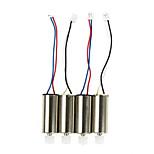 MJX Accessories MJX X300C Parts Accessories RC Quadcopters White Metal 4PCS