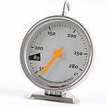 termómetro mecânico para cozinha forno elétrico (faixa de medição de temperatura: 50-280 ℃)