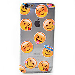 Expression Pattern Material TPU Phone Case For iPhone 6s/6/6s Plus/6 Plus
