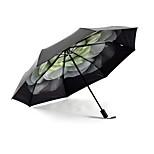 Black Umbrella Korea Vinyl Umbrellas Uv Sun Umbrella Folding Umbrella Sunny Daisy Custom Umbrella