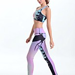 MIDUO Women's Compression Yoga Pants Pink-YD46 013