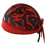 Bandana Bike Breathable / Limits Bacteria / Sweat-wicking / Sunscreen Unisex Red Terylene