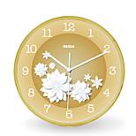 (Color al azar) estudiantes reloj despertador lindo de la moda moderna simple reloj