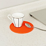 Creative Candy Color Waterproof Table Mat