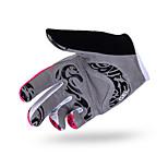 Activity/ Sports Gloves Cycling/Bike Women's Full-finger GlovesAnti-skidding / Keep Warm / Wearproof / Windproof / Breathable /