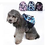 Dog Carrier & Travel Backpack / Dog Pack Pet Carrier Portable Green / Blue / Pink Fabric