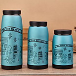 Fashion And Heavily Cup Cartoon Stainless Steel Vacuum Cup (250ml)