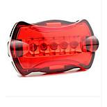 Radlichter Radlichter Leicht mitzunehmen 10 Lumen Andere Rot Radsport-Andere