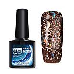 Modelones New Arrival 10ml Galaxy Effect Gel Scorn of the Moon Soak off Nail Polish